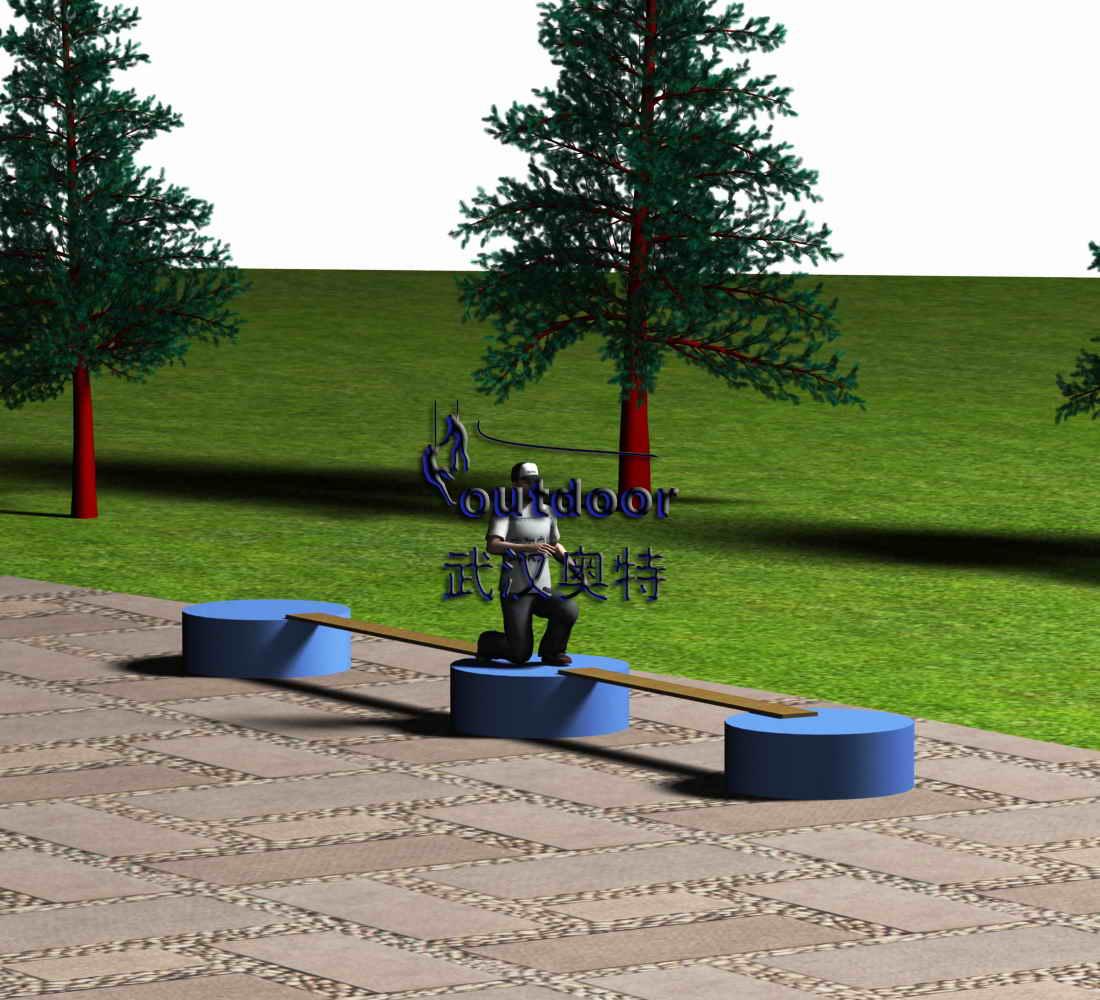 孤岛求生-低空拓展器材-拓展器材|拓展设备|拓展器械